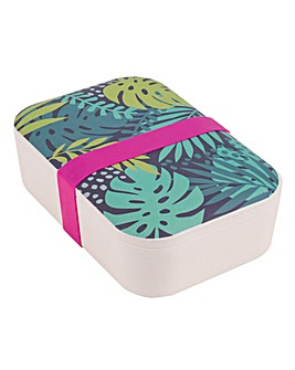 Botanical Bamboo Lunch Box