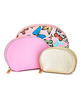 3 in 1 Make Up Bag