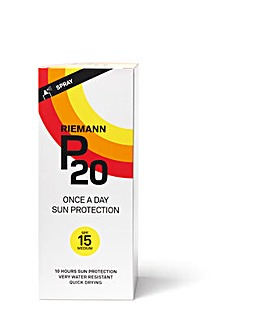 P20 SPF15 Sun Protection Spray