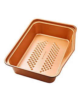 Masterclass Ceramic Large Roasting Tray