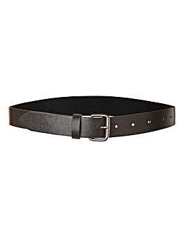 Black Jeans Belt