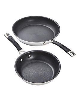 Circulon Momentum Set of 2 Frying Pans