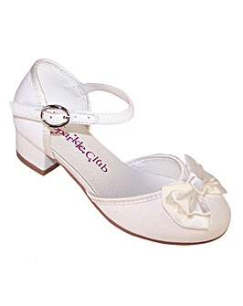 f9992994c36 Sparkle Club Ivory Sparkly Shoes