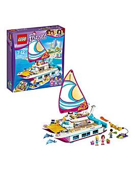 LEGO Friends Summer Sunshine Catamaran