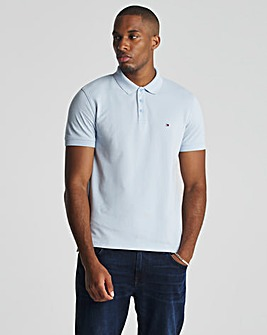 Tommy Hilfiger Contrast Placket Polo