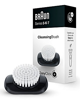 Braun Series 5,6,7 Compatible Cleansing Brush Attachment