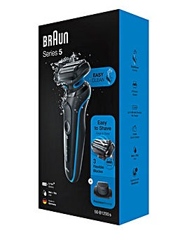 Braun Series 5 B1200 Rechargeable Shaver