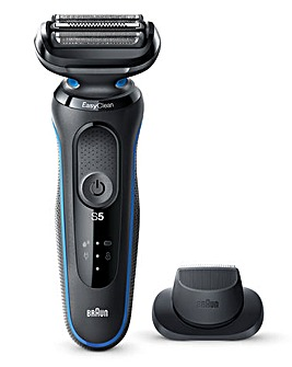 Braun Series 5 B1200 Rechargeable Shaver with Precision Trimmer