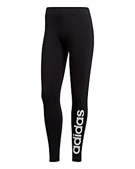 adidas Black Linear Tight