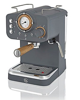 Swan Pump Espresso Coffee Machine