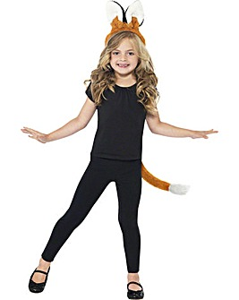 Childrens Animal Fox Instant Kit
