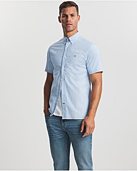 Tommy Hilfiger Short Sleeve Poplin Shirt