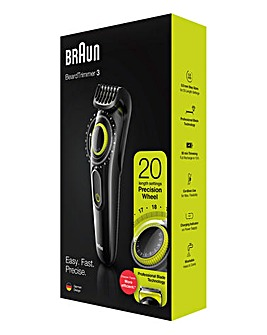 Braun BT3221 Beard Trimmer Kit