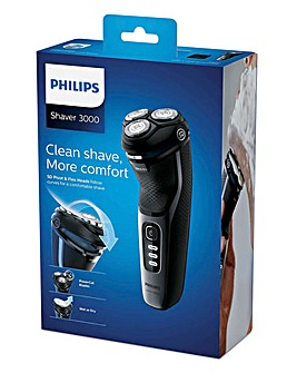 Philips S3231/52 3000 Wet Dry Shaver