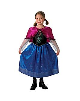 Frozen Deluxe Anna Costume
