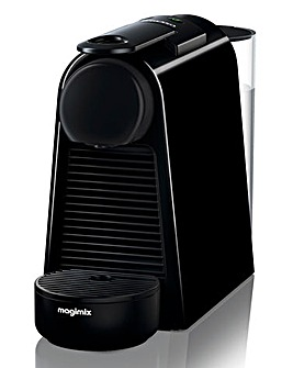 Nespresso Essenza Black Capsule Coffee Machine by Magimix