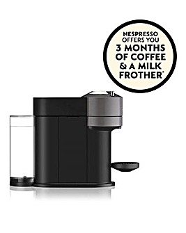 FREE GIFT! Nespresso by Magimix Vertuo Next Grey Capsule Coffee Machine