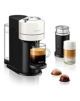 Nespresso Vertuo White Coffee Machine