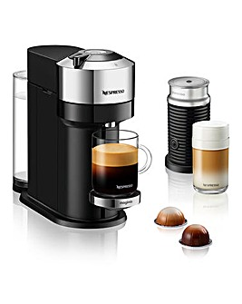 Nespresso Vertuo Chrome Coffee Machine