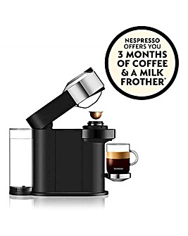 Nespresso by Magimix Vertuo Next Capsule Coffee Machine with Aeroccino