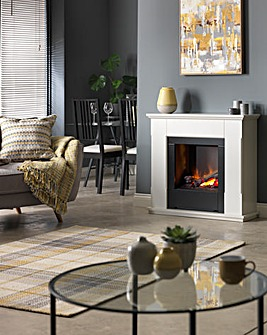 Dimplex 2kW Burnham Opti-Myst Electric Fire Suite