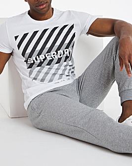 Superdry Sport Training Graphic T-Shirt