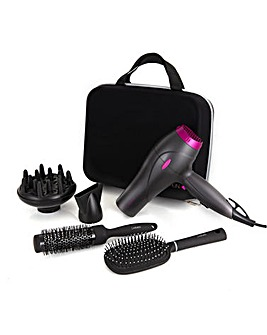 Carmen Neon 2200W Hair Dryer Styling Set