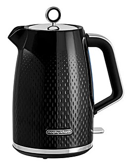 Morphy Richards 103010 Black Kettle