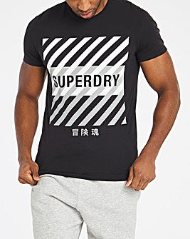 Superdry Sport Training Graphic T-Shirt