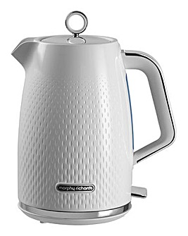 Morphy Richards 103012 White Kettle