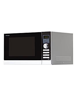 Sharp R843SLM 25Litre 900W Microwave