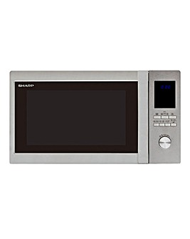 Sharp R982STM 42Litre Combination Microwave - Stainless Steel
