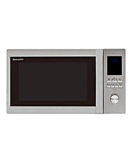 Sharp R982STM 42Litre 1000W Microwave