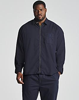 Polo Ralph Lauren Zip Through Overshirt