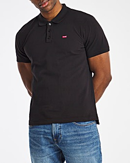 Levi's Housemark Short Sleeve Polo