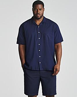 Polo Ralph Lauren Navy Short Sleeve Resort Shirt