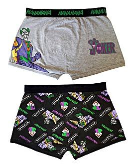 Joker 2 Pack Boxers