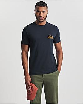 Original Penguin Chest Logo T-Shirt