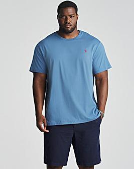 Polo Ralph Lauren Delta Blue Short Sleeve Classic T-Shirt