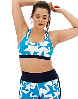 adidas Medium Support Printed Bra