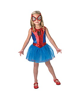 Ultimate Spider Girl Costume + Free Gift