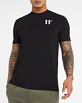 11 Degrees Black Core Short Sleeve T-Shirt