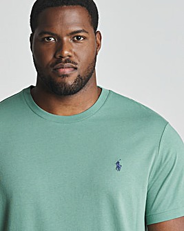 Polo Ralph Lauren Seafoam Classic Short Sleeve T-Shirt
