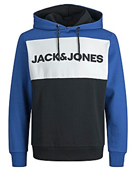 Jack & Jones Logo Block Sweatshirt
