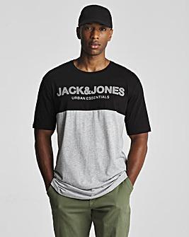 Jack & Jones Urban Blocking T-Shirt