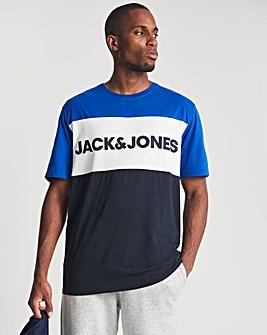 Jack & Jones Logo Block T-Shirt