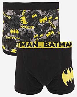 Batman 2 Pack Boxers