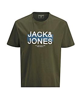 Jack & Jones Daha Short Sleeve Crew Neck T-Shirt