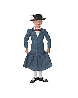Disney Mary Poppins Costume + Free Gift