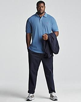 Polo Ralph Lauren Delta Blue Short Sleeve Classic Polo